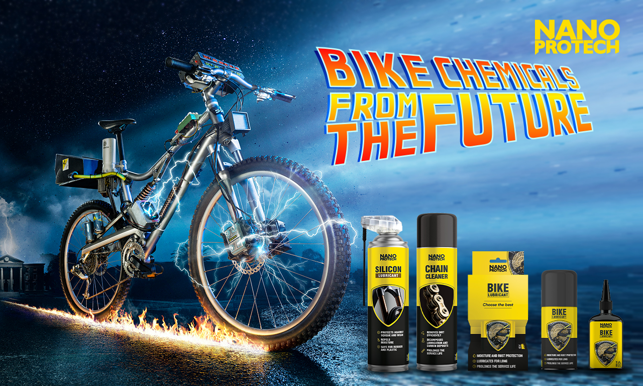 Bicycle chemicals from the future